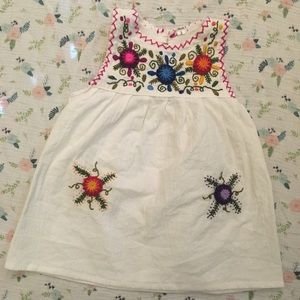 Other - Handmade Mexican style dress